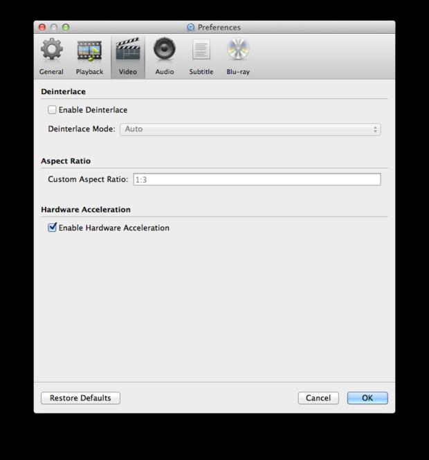 Macgo Mac Blu-ray Player Screenshot 6