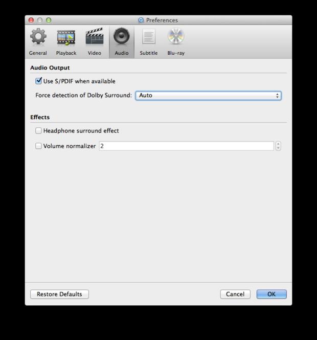 Macgo Mac Blu-ray Player Screenshot 7