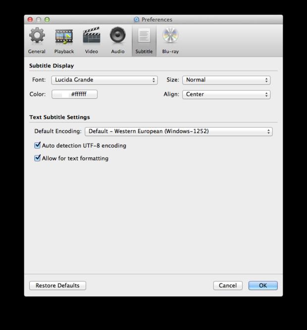 Macgo Mac Blu-ray Player Screenshot 8