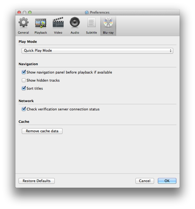 Macgo Mac Blu-ray Player Screenshot 9