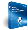 Acronis Backup and Recovery 11 Advanced Server Screenshot 1