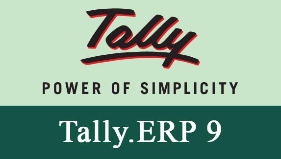 Tally.ERP 9 Screenshot 1