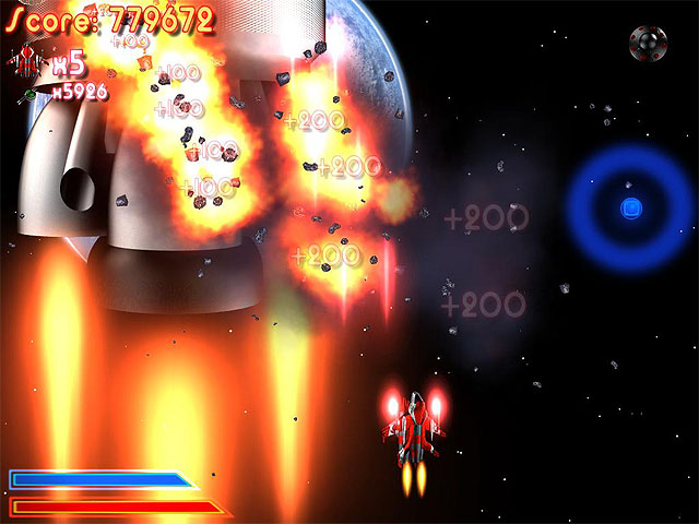 Galaxy Invaders Screenshot 2
