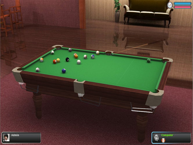 Poolians Real Pool 3D Screenshot 1