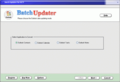 BatchUpdater for Outlook 1