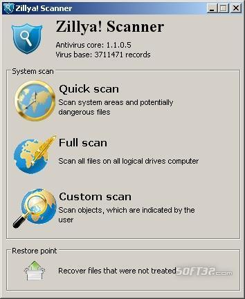 Zillya! Scanner Screenshot 2