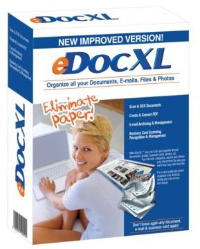eDocXL Pro Desktop Screenshot