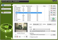 Oposoft All To ASF Converter Screenshot 1