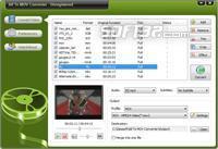 Oposoft All To MOV Converter Screenshot 2
