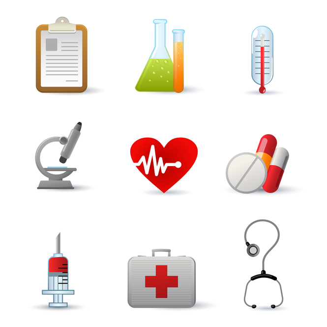 Medical 2 Grafile Icon Screenshot 1
