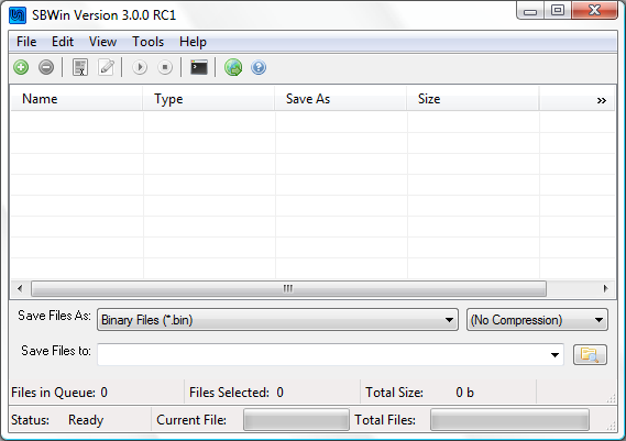 SBWin Converter Screenshot 2