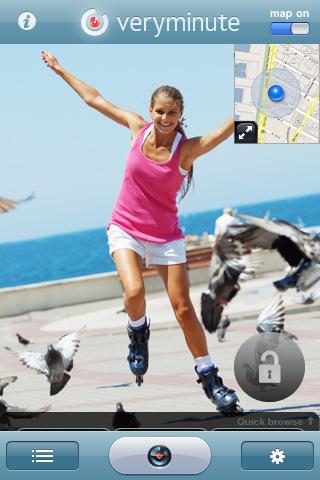 GeoCam Pro Screenshot