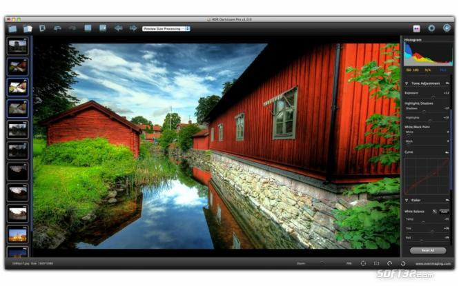 HDR Darkroom Pro Screenshot 2
