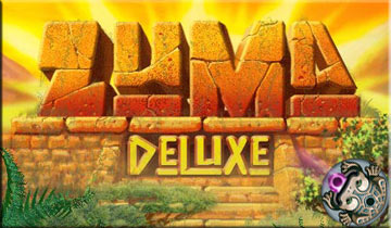 Zuma Deluxe Screenshot 1