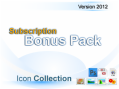 Subscription Icons 2