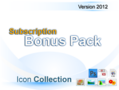 Subscription Icons 1