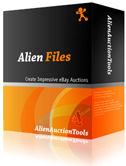 AlienFiles Online Screenshot