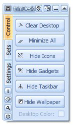 trimDesk Lite Screenshot