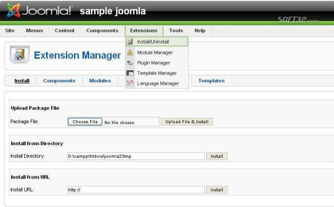 Joomla Flv Player Screenshot 2