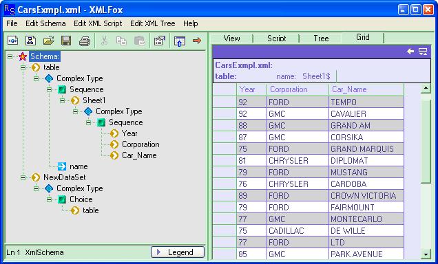 XML Editor XMLFox Advance Screenshot 1