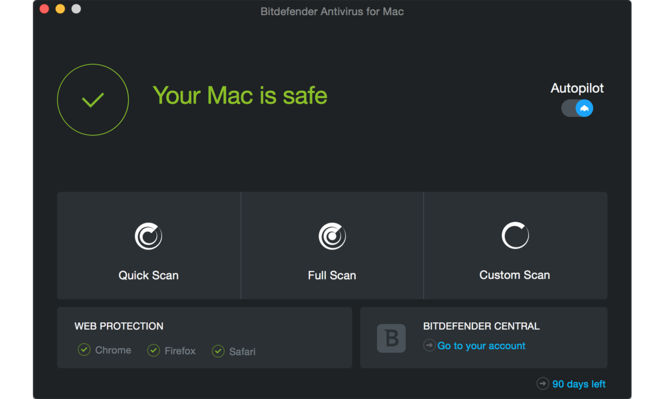 Bitdefender Antivirus Plus 2017 Screenshot 2