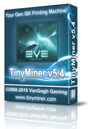 TinyMiner EVE Online Mining Bot Screenshot 1