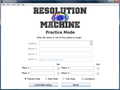 Resolution Machine 1