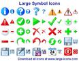 Large Symbol Icons 1