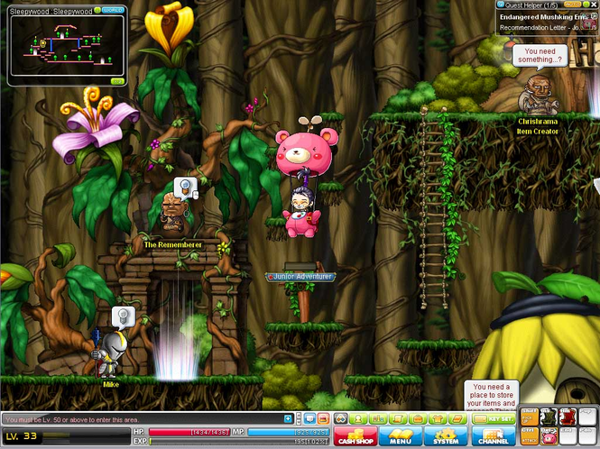 MapleStory Screenshot 2