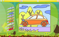 Color by Numbers - Vehicles for Mac 1
