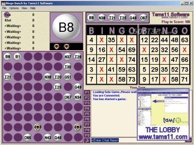 Tams11 Bingo Bunch Screenshot 2