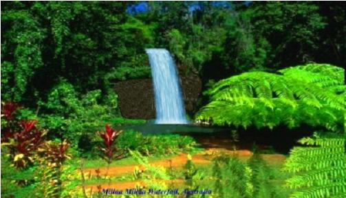 Millaa Millaa Waterfall Screenshot 1