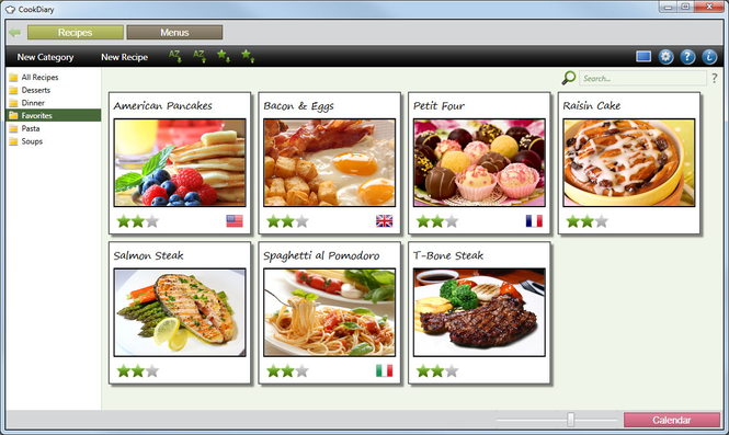 CookDiary Screenshot 1