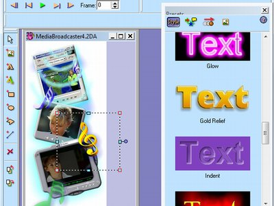 Magnificent JPEG Web Design Tool Screenshot