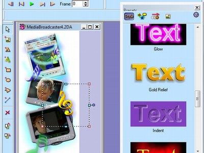 Magnificent JPEG Web Design Tool Screenshot 1