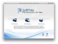 Softtote File Recovery for Mac 1