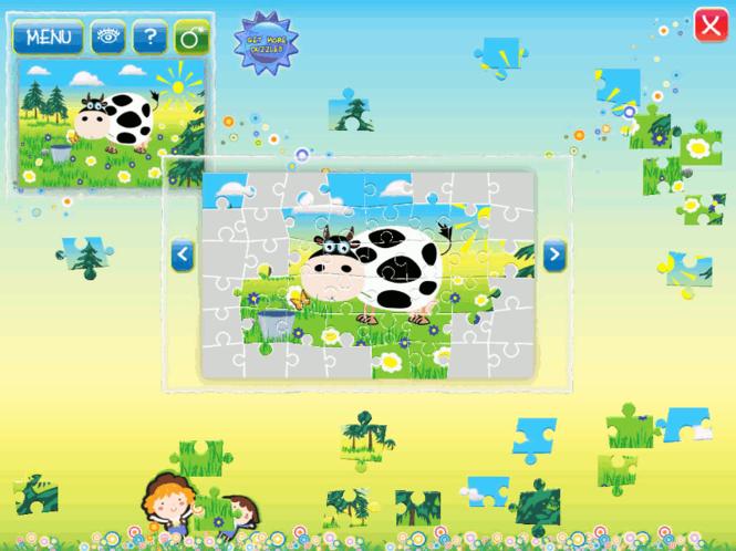 Free Funny Puzzle Screenshot 1