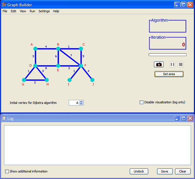 Graph Builder Screenshot