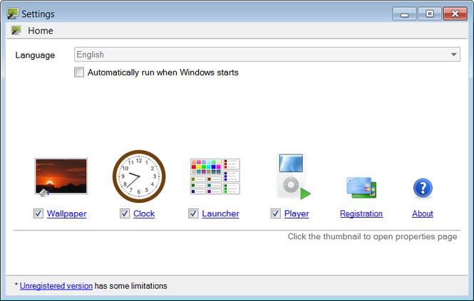 SE-DesktopApps Screenshot 2