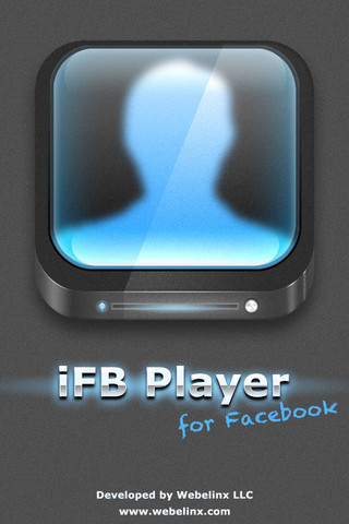 iFB Video Player for Facebook Screenshot
