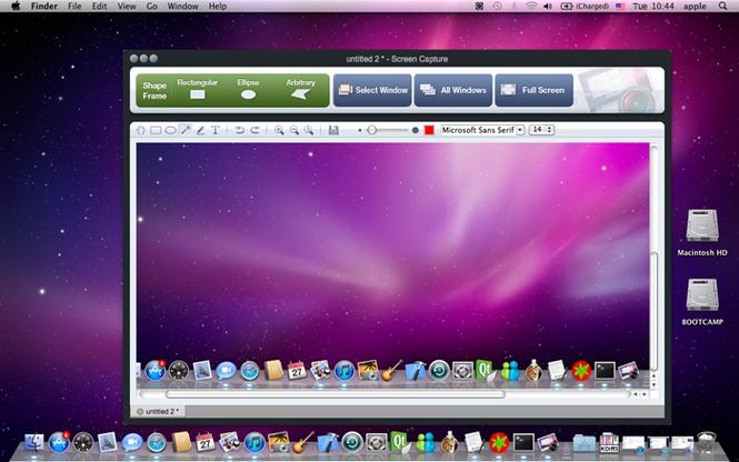 Ondesoft Screen Capture for Mac Screenshot 1