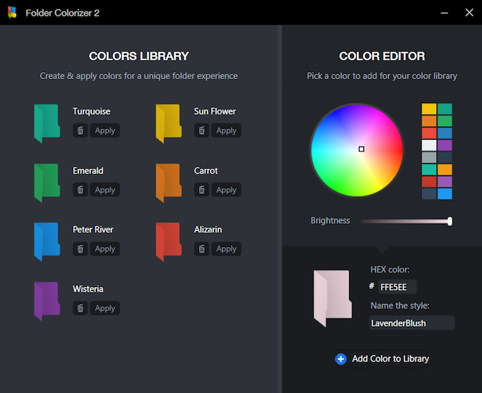 Download Folder Colorizer Pro 2 1 0
