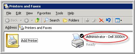 Net2Printer RDP Client Screenshot 4