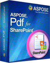 Aspose.Pdf for SharePoint Screenshot