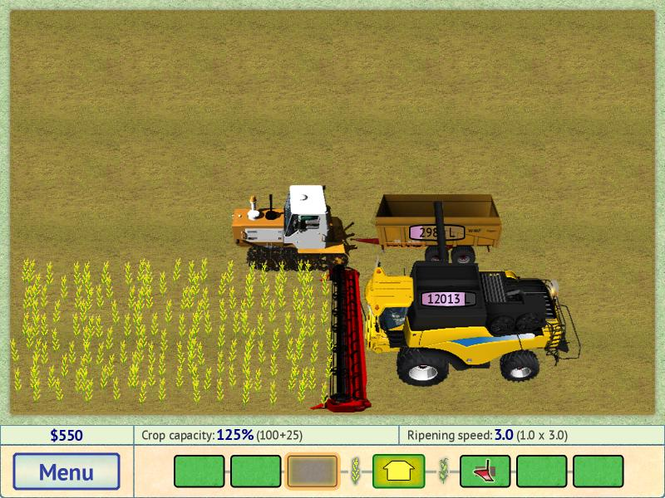 Modern Farm Screenshot 1
