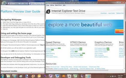 Internet Explorer 10 Screenshot 3