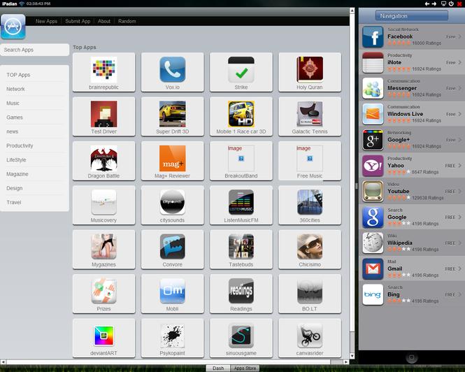 iPadian Screenshot 3