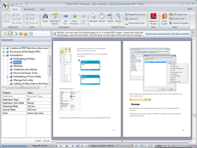Perfect PDF 7 Office Screenshot