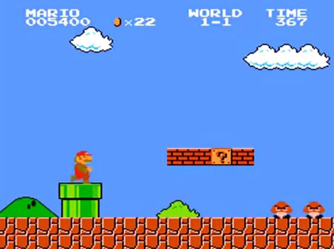 Super Mario Forever Screenshot 1