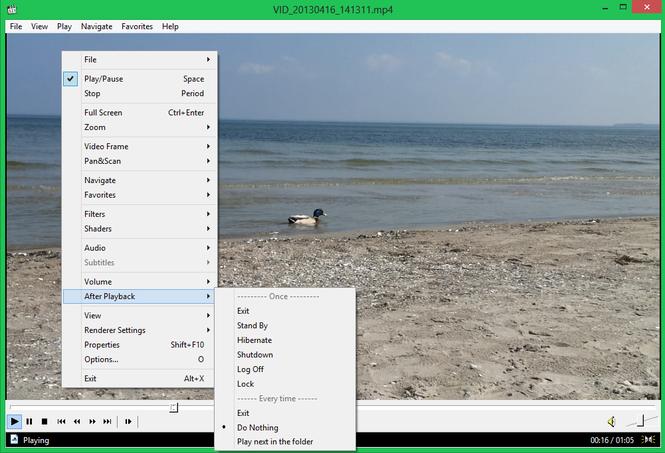 CCCP (Combined Community Codec Pack) Screenshot 3